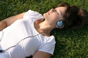 музика сън