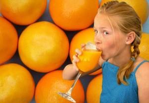 портокали витамин С